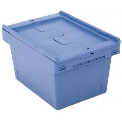 Plastový přepravní box Bito, 17 l