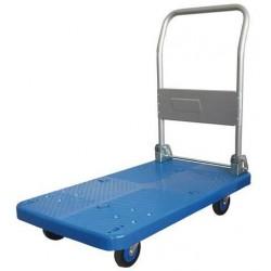 Plošinový vozík se sklopným madlem, do 200 kg