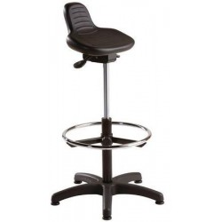 Laboratorní stolička Manutan Tess
