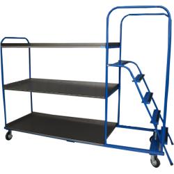 Vychystávací vozík