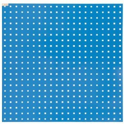 Závěsný panel na nářadí, 80 x 80 x 25 cm