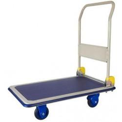 Plošinový vozík se sklopným madlem Prestar, do 300 kg