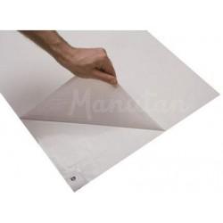 Lepicí rohož, 115 x 45 cm, bílá