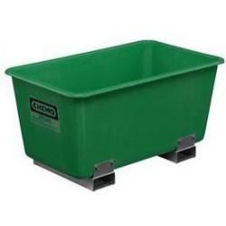 Velkoobjemový plastový kontejner pro VZV, 300 l