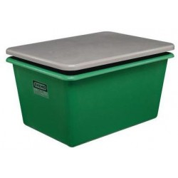 Velkoobjemový plastový kontejner, 200 l