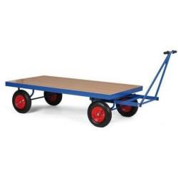 Ruční plošinový vůz, do 500 kg