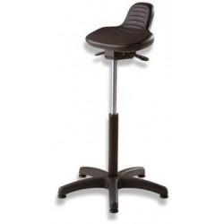 Zvýšená laboratorní stolička Manutan Tess
