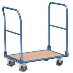 Plošinový vozík se dvěma sklopnými madly, do 150 kg