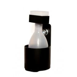 Držák aplikátoru, aplikační lahvičky