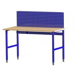 Školní dílenský stůl s perfopanelem DSRS