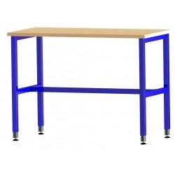 Školní dílenský stůl - ponk  DSES