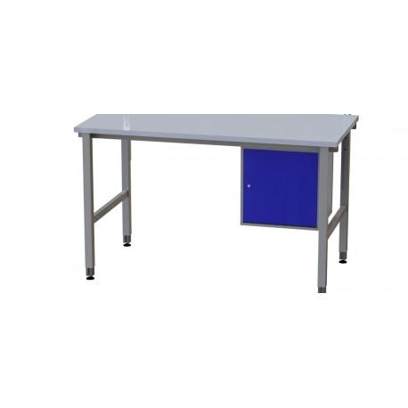 Závěsný kontejner - skříň Modro/šedá