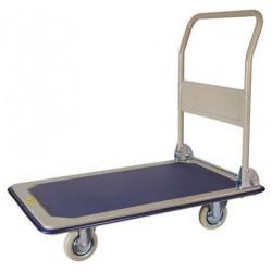 Plošinový vozík se sklopným madlem, do 250 kg