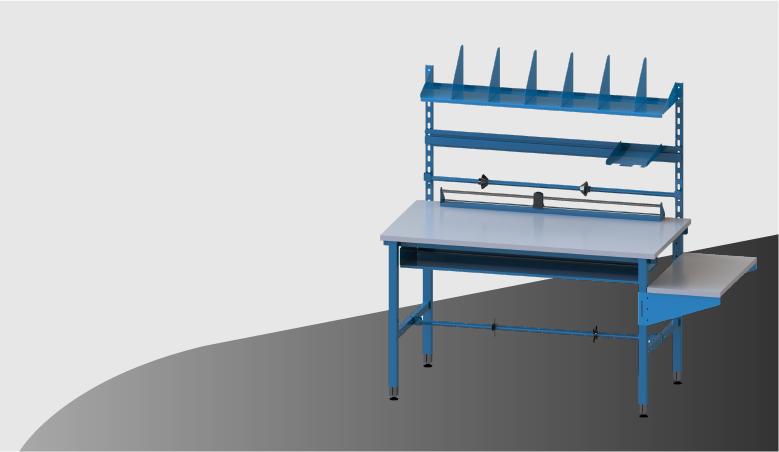 Balicí stoly